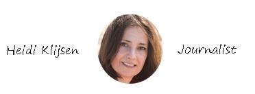 Heidi Klijsen | Journalist Logo